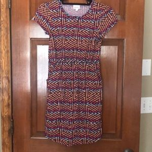 Kids LuLaRoe size 12 dress